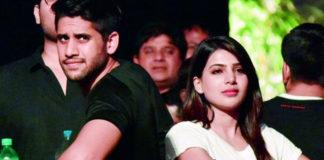 Naga Chaitanya rule out Samantha's acting carrier ending