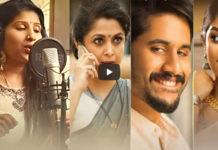 Sailaja Reddy alludu video son released sung by Mangli starred with Naga Chaitanya and anu Emmanuel