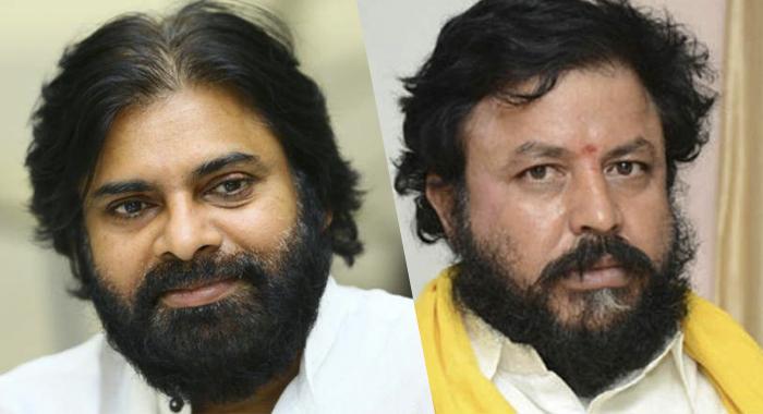 Denduluru MLA Chintamaneni Prabhakar counter to Janasen Chief Pawan Kalyan on rowdy commet