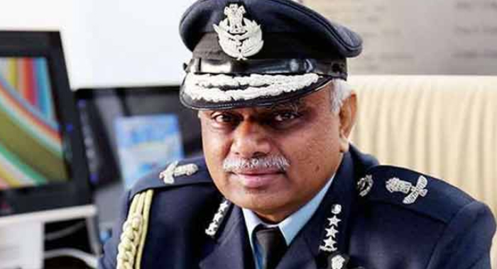 IAF vice chief sirish deo accidentally shoots himself in the thigh