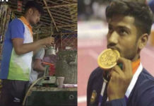 Winning bronze at Asian Games 2018, Harish Kumar back to selling tea to support family