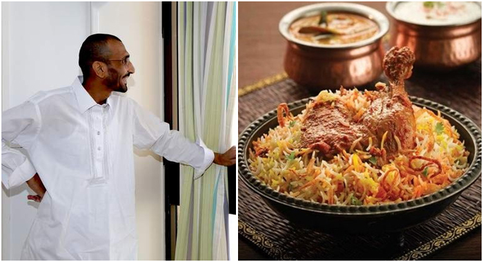 A man asks for biryani before getting stomach removed in Dubai