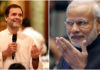 Rahul mocks Modi by seeing up downside in Rafale jet fighters contract says no response from Prime minister