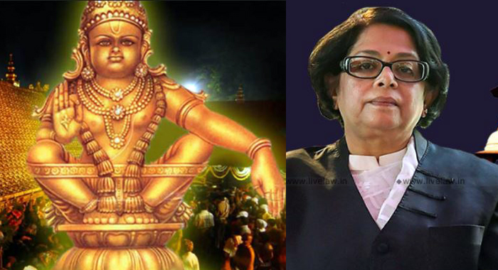 Why Justice Indu Malhotra, Only Woman On Bench, Dissented On Sabarimala