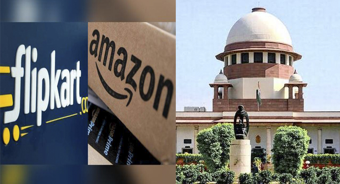 Private Companies Breaks Supreme Court Verdict flipkart and amazon asking Aadhaar number details from consumers for granting loans