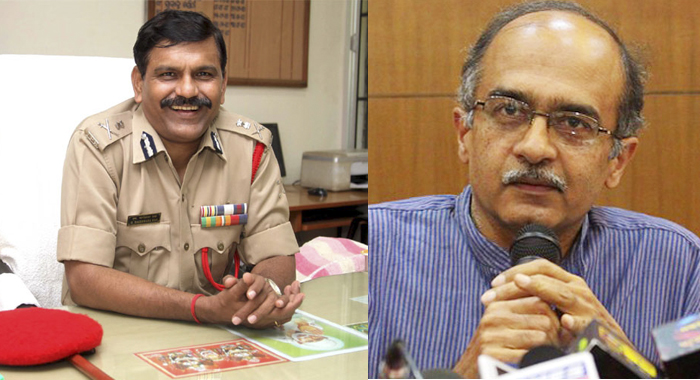 Prashant Bhushan alleged CBI In charger mannem nageswara rao also corrupt and challenge the removal of Alok Varma