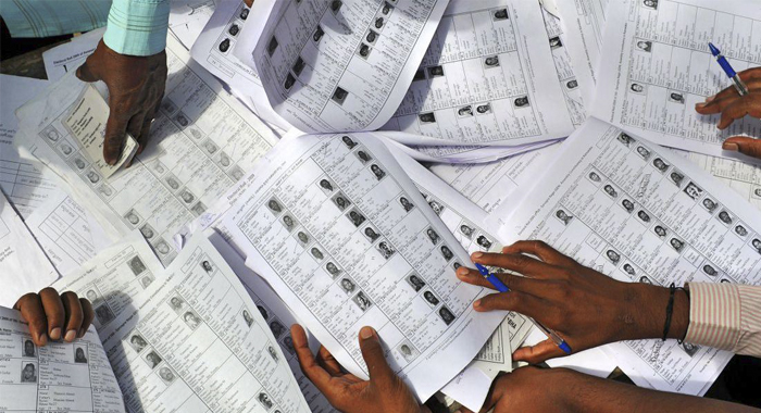 Fake voters in Telangana, Election Commission ..