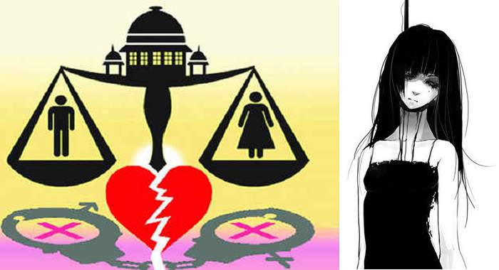 A man says SC has allowed adultery, wife kills herself