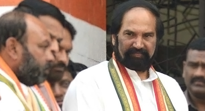 Boinapally Prabhakar rao fires on uttam kumar reddy over comments ..