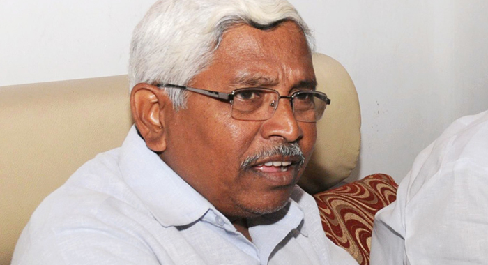 Do not ask to join hands with the BJP TJS Kodandaram