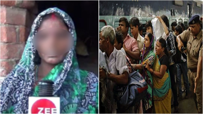 Hang My Son, Don't Attack Other migrant workers in Gujarat Rape Accused Youths Mother