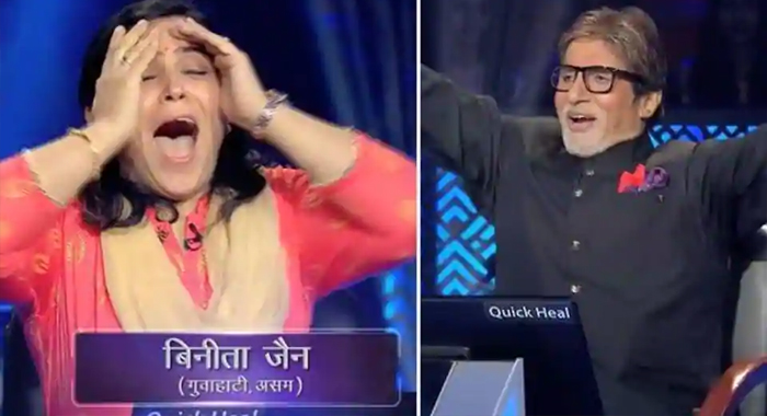 Kaun Banega Crorepati 10 finds its first crorepati in Assam's Binita Jain