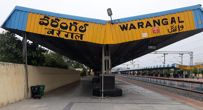 Rs 14.34 lakhs of a robbery at Warangal railway station …