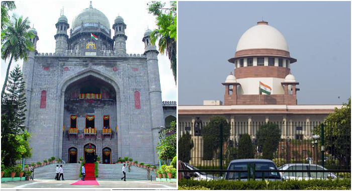 Supreme court rejects petition request stay on Telangana early assembly elections referred High court for final decision
