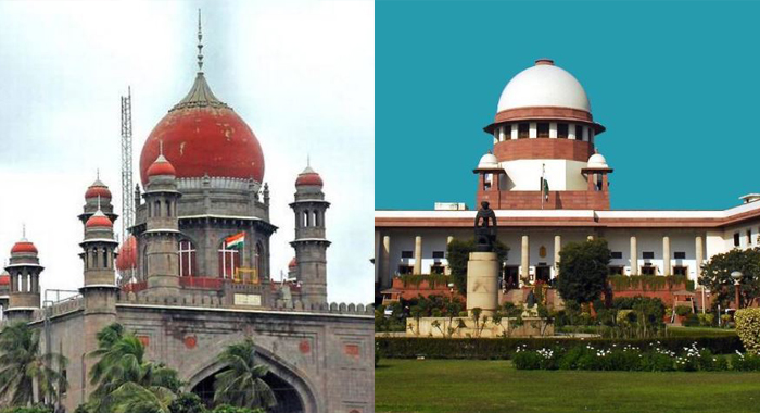 Telangana judges disappointed in Supreme Court