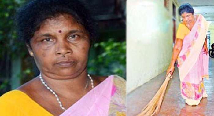 The sorrowful tragedy ... behind the sweeper lakhs salary