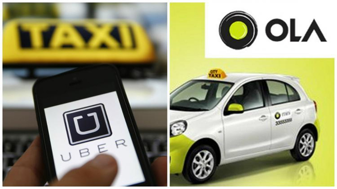 Uber, Ola Cabs Increasing Charges for 15 percentage