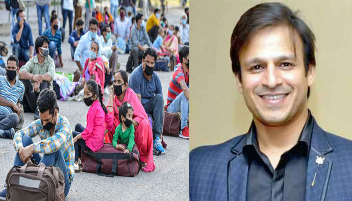 Vivek Oberoi Help to 5000 Workers