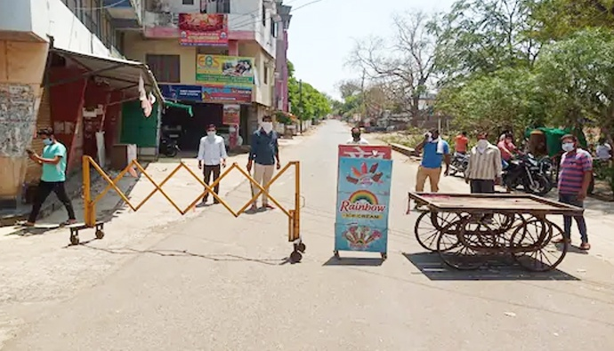 Containment Zones Rules In Andhra Pradesh