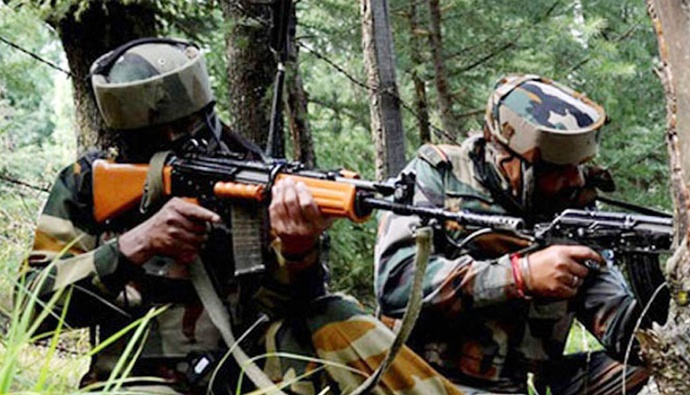 3 army officials passed away in encounter in jammu and kashmirs kupwara