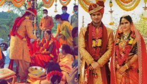 Actor nikhil siddarth wedding video goes viral