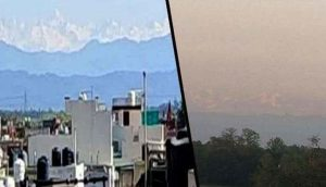 Mt Everest visible from Bihar village, photo goes viral