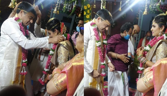 Producer Dil Raju Second Marriage