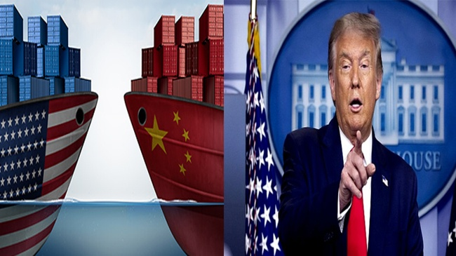 Big news: Now Chinese goods trade will stop in America