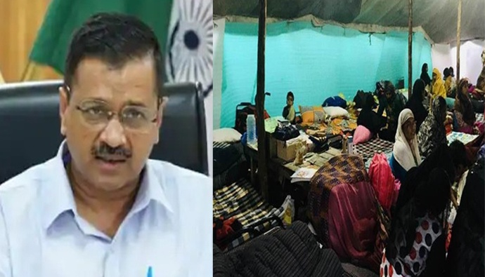 Delhi govt to continue giving free meals to homeless till winter-end