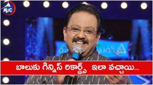Veteran singer sp balasubramanyam guinness record