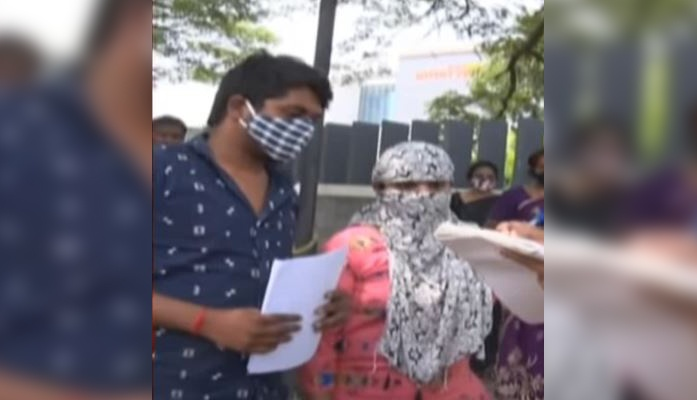 Lovers Approaches Kakinada Police For Protection