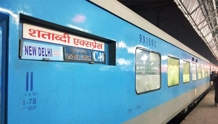 Shatabdi express trains to start from 17th october