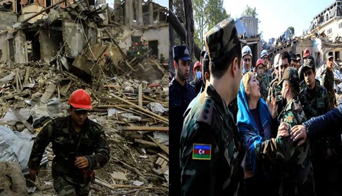 Azerbaijan-Armenia war restart