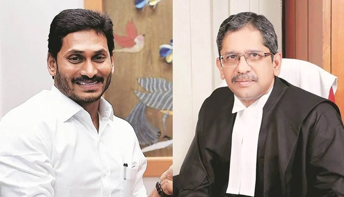 All India Bar Association demands action against Andhra CM for letter against Justice Ramana