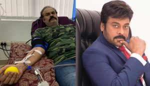 Actor nagababu donated plasma