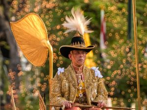 Thailand king maha story Vajiralongkorn
