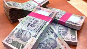 100 notes demonetization alleged news