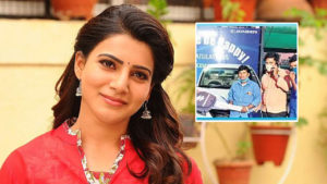 Tollywood actress Samantha gifts car to Narayankhed Auto driver kavita rathore