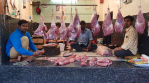 Meat non-vegetarian shops close in Hyderabad mahavir jayanti