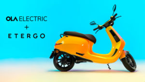 Ola electric Scooters coming soon