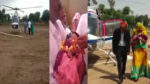 Rajasthan family hires helicopter to bring home first girl child born in 35 years