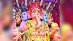For the first time khairatabad ganesh appears with a turban